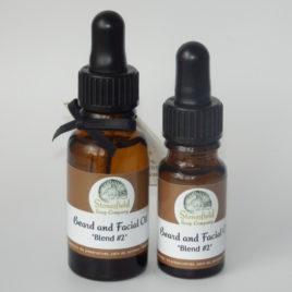 Beard and Facial Oil – blend #2 – 20g