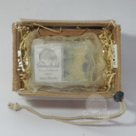 Gift box – Jute – small