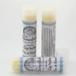 Lip balm 'Pur et Simple'